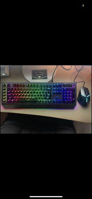 Alienware Keyboard and Mouse for Sale in Chatsworth, GA