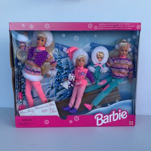 Barbie (Sleding Fun) Christmas for Sale in Santee, CA