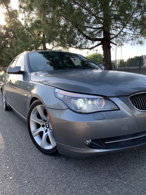 08 bmw 535i 6 speed manual for Sale in Sacramento, CA