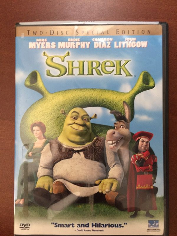 Shrek ( two -Disc special Edition)