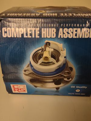 Front Complete hub assembly for Jeep Grand Cherokee 2001 for Sale in Columbus, OH