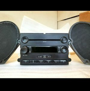 OEM CD / MP3 Player Stereo System - 08-13 Ford F250 / F350 / F450 / F550 Superduty for Sale in Portland, OR