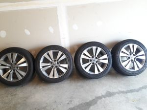 "17"" Honda Wheels and Tires for Sale in Vienna, VA"