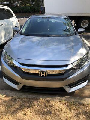 2016 Honda Civic Ex for Sale in Alpharetta, GA