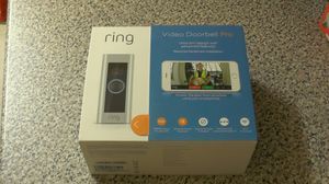 Ring doorbell pro for Sale in Bensalem, PA