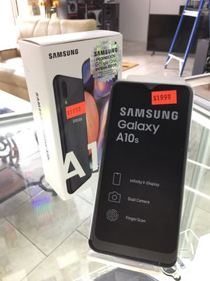 Samsung Galaxy A10 S Desbloqueado Nuevo for Sale in Pasco, WA