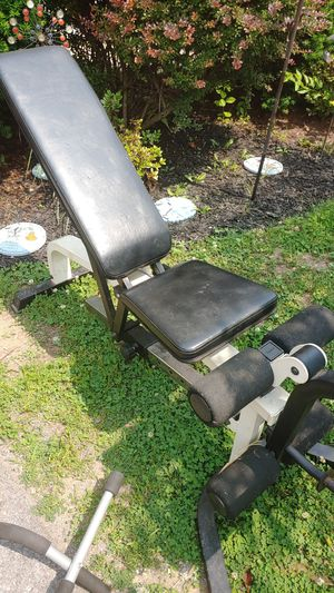 Weight bench for Sale in Martinsburg, WV