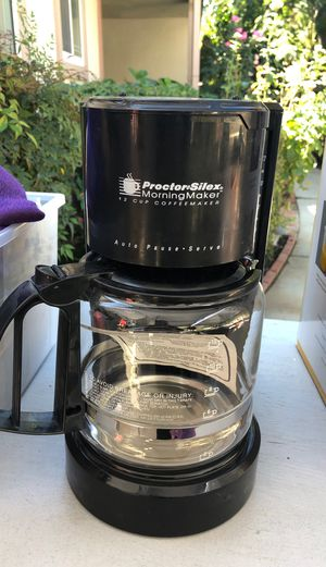 Coffee maker for Sale in Newhall, CA