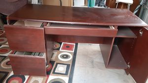 Cherry wood desk for Sale in Fleetwood, PA