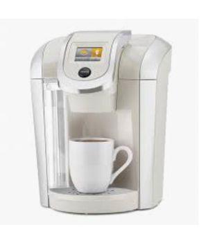 Keurig Coffee Maker In Sandy Pearl color for Sale in Campbell, CA