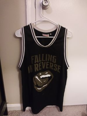 Falling In Reverse Men Small Jersey for Sale in Gaithersburg, MD