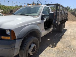2006 Ford f450 stakebed for Sale in Riverside, CA