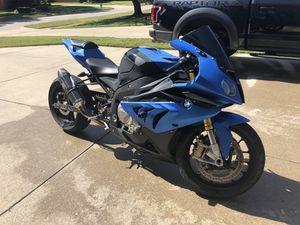 2014 BMW S1000RR for Sale in Grand Prairie, TX