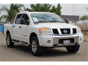 2010 Nissan Titan for Sale in Fresno, CA
