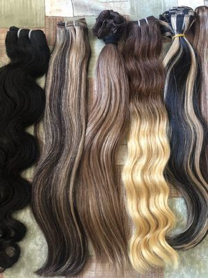 Ombré and balayage extensions for Sale in Anaheim, CA