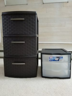 Sterlite storage containers for Sale in Bellevue, WA