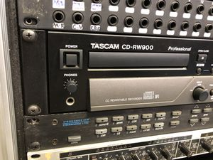 Tascam CD recorder. Pro audio for Sale in Los Angeles, CA