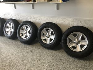 Jeep Wheels for Sale in Tampa, FL