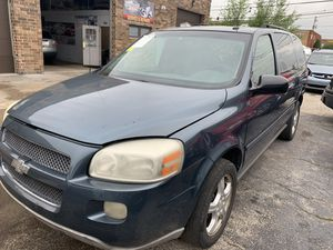 2007 Chevy Uplander Selling parts only!! for Sale in Palos Heights, IL