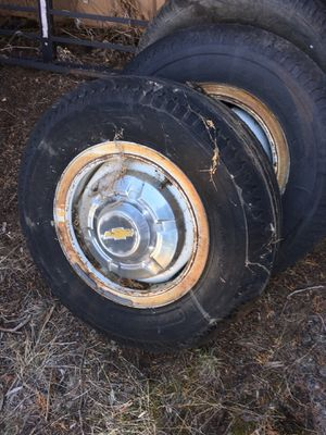 Chevy tires for Sale in Prineville, OR