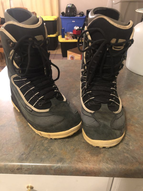 Burton Viking Snowboard Boots Men's 10