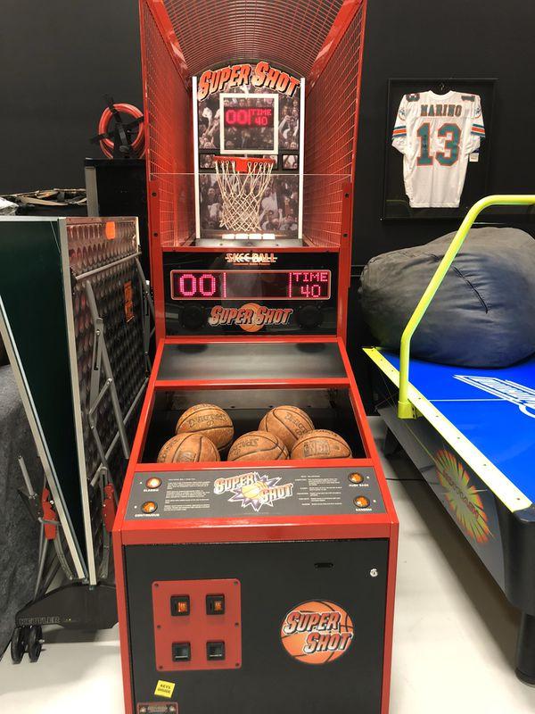SuperShot Basketball