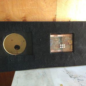 WOOFER SETUP W/AMP for Sale in Vista, CA