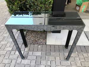 Mirrored Glass Farcleuse table for Sale in Los Angeles, CA