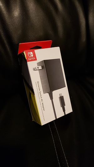 Nintendo Switch AC adapter for Sale in Kent, WA