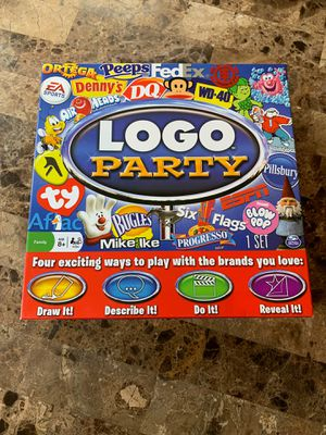 Board Game: Logo Party for Sale in Vancouver, WA