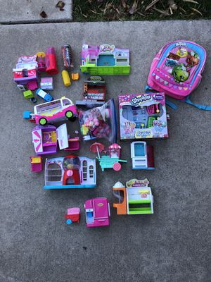 Shopkins and more for Sale in Carlsbad, CA