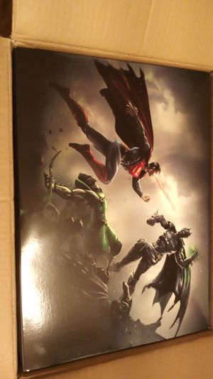 PS3 Injustice Battle Edition w/ Fight Stick for Sale in Tempe, AZ