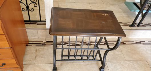 Nightstand / Book Rack  for Sale in Cypress, CA