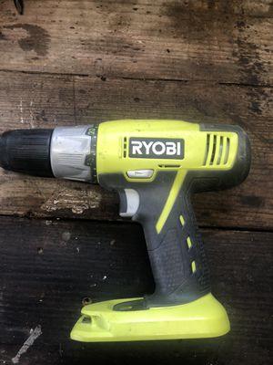 Ryobi drill for Sale in Palos Hills, IL