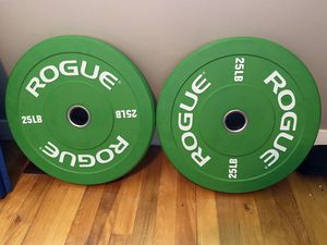 Rogue Color Echo 25 lb Pair for Sale in Waltham, MA