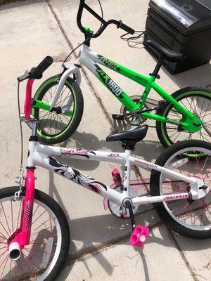 Two Kids Bikes - $40 each for Sale in Henderson, NV