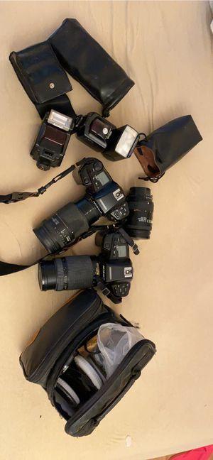 Nikon FILM N90 Camera Set for Sale in Falls Church, VA