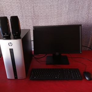 Nice Hp Complete Business Desktop for Sale in Las Vegas, NV