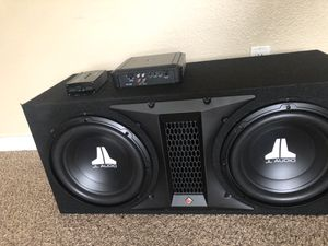 Sound system for sell $400 for Sale in Kent, WA