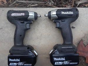 Makita sub compact impacts. for Sale in Sacramento, CA