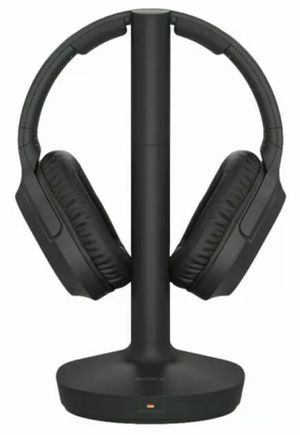 Sony RF400 Wireless Home Theater Headphones - Black for Sale in Woodlake, CA