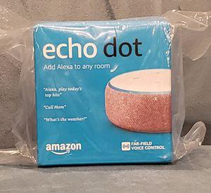 New Echo Dot - Amazon for Sale in Niles, IL