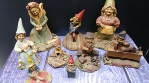 RETIRED GNOME STATUE COLLECTION 1980'S for Sale in Glendale, AZ