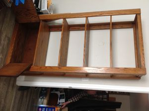 Shelving unit with storage for Sale in Citrus Heights, CA