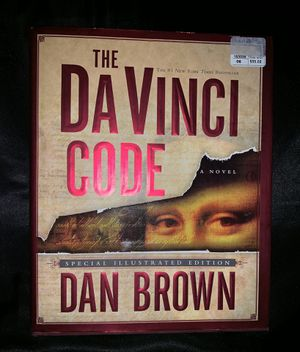 Da Vinci code book for Sale, used for sale  Jacksonville, NC
