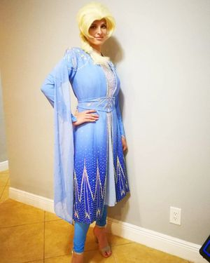 Frozen2 ,Elsa ,entertainment for kids, Birthday party character for Sale in Hollywood, FL
