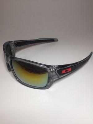 New Oakley turbine style sunglasses Perfect condition Pick up Costa Mesa NOT POLARIZED for Sale in Costa Mesa, CA