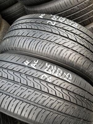 205/55-16 #2 tires for Sale in Alexandria, VA