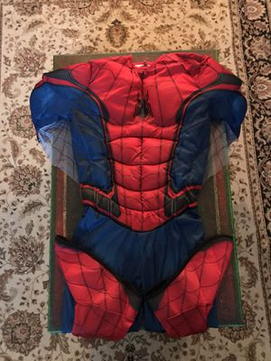 Boys Spider Man Homecoming Costume for Sale in Philadelphia, PA