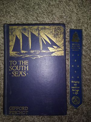 To the south seas by Gifford Pinchot for Sale in Lynchburg, VA